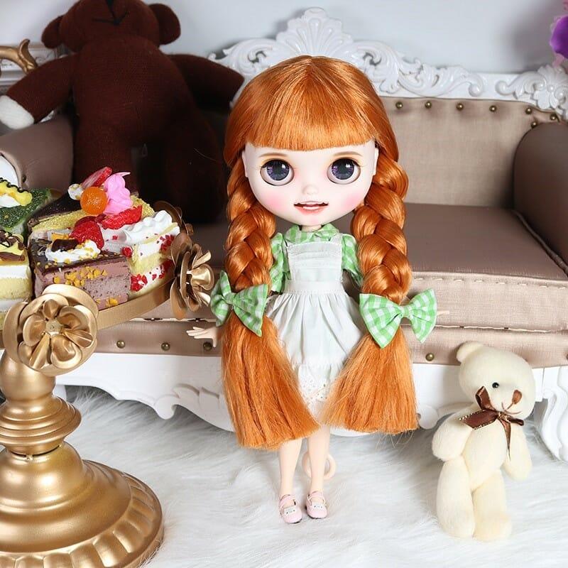 Raelynn - Premium Custom Blythe Doll with Clothes Smiling Face Premium Blythe Dolls 🆕 Smiling Face