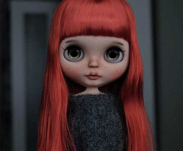 Eve – Custom Blythe Doll One-Of-A-Kind OOAK