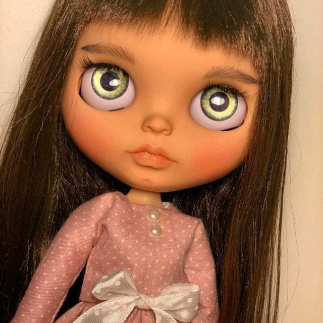 Faye – Custom Blythe Doll One-Of-A-Kind OOAK