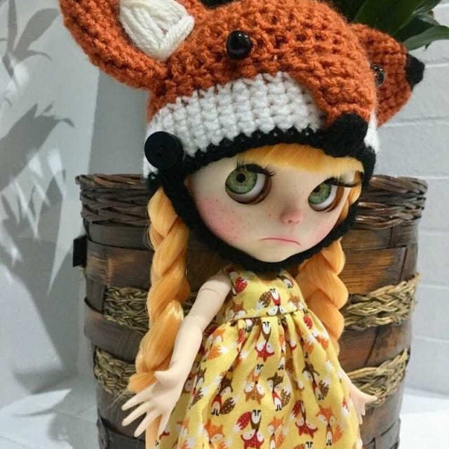 Gala – Custom Blythe Doll One-Of-A-Kind OOAK