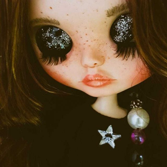 Kimora – Custom Blythe Doll One-Of-A-Kind OOAK