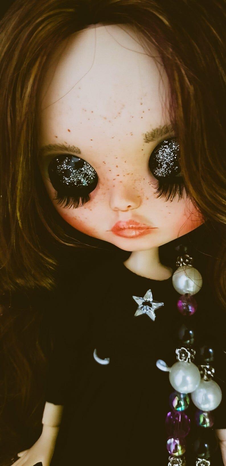 Kimora - Custom Blythe Doll One-Of-A-Kind OOAK Sold-out Custom Blythes
