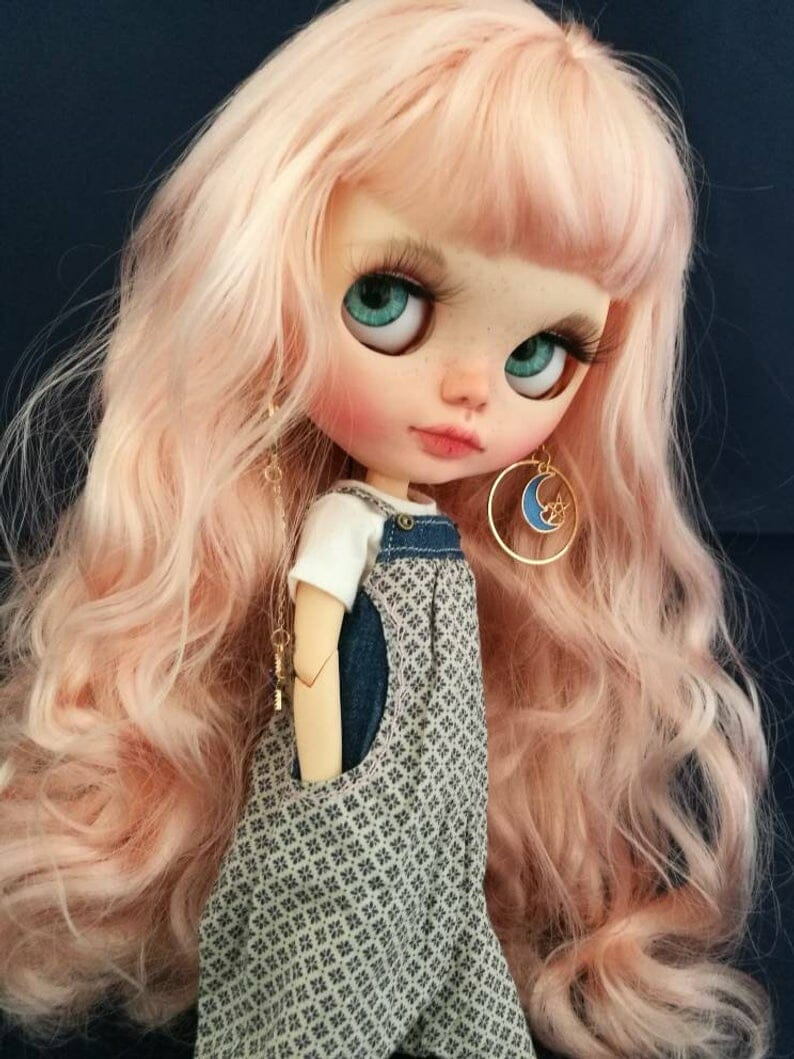 Valentina - Custom Blythe Doll One-Of-A-Kind OOAK Sold-out Custom Blythes