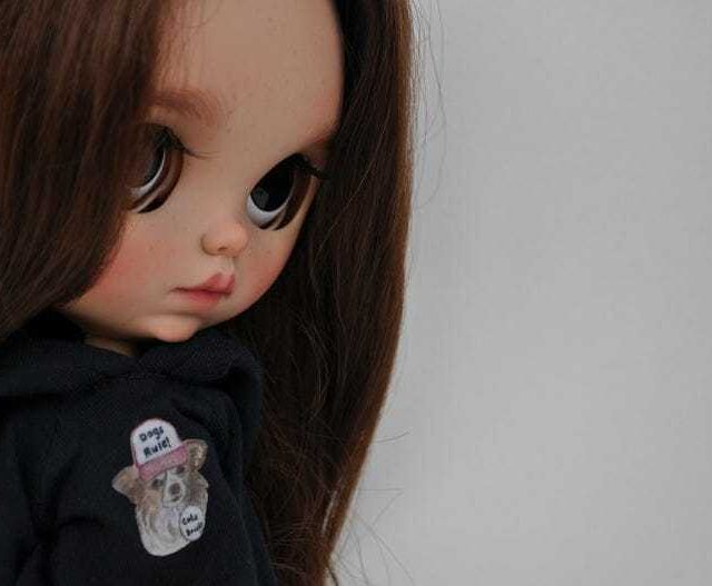 Amy – Custom Blythe Doll One-Of-A-Kind OOAK