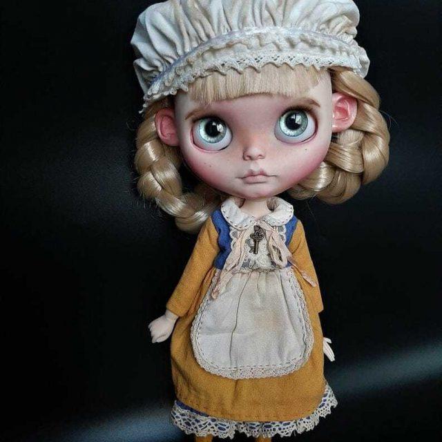 Jane – Custom Blythe Doll One-Of-A-Kind OOAK