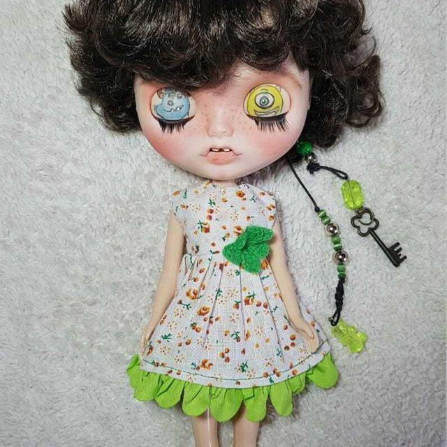 Marry – Custom Blythe Doll One-Of-A-Kind OOAK