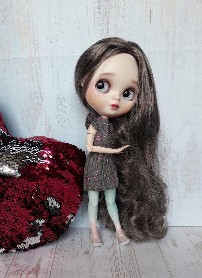 Anika - Custom Blythe Doll One-Of-A-Kind OOAK Sold-out Custom Blythes