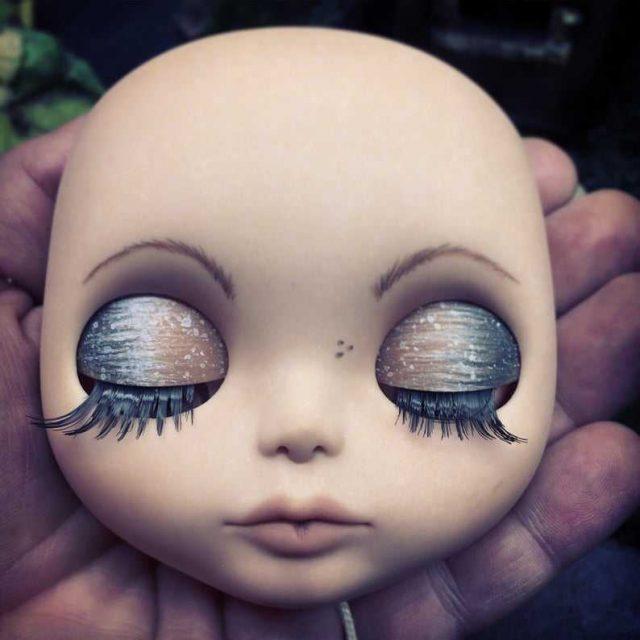 Tabitha – Custom Blythe Doll One-Of-A-Kind OOAK