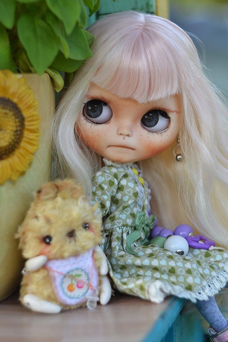 Brynn - Custom Blythe Doll One-Of-A-Kind OOAK Sold-out Custom Blythes