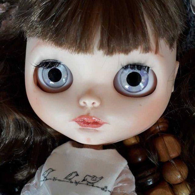 Rylee  - 定制Blythe Doll One-Of-A-Kind OOAK