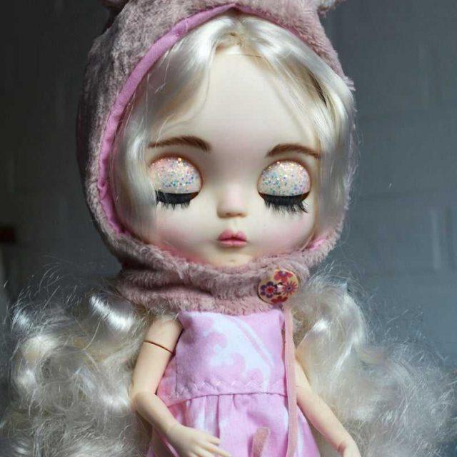 Aniyah - Doll Blythe Saincheaptha OOAK A-Kind