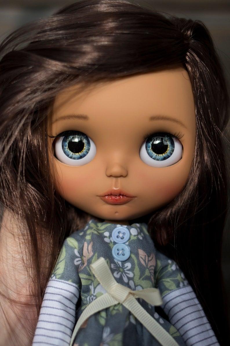 Daryana - Custom Blythe Doll One-Of-A-Kind OOAK Sold-out Custom Blythes