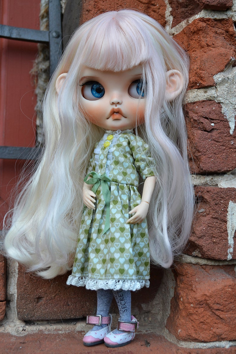 Makenna - Custom Blythe Doll One-Of-A-Kind OOAK Sold-out Custom Blythes