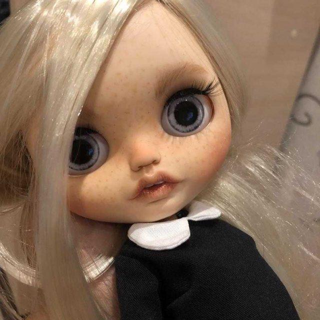 Katya - Custom Blythe Doll Yek-Tewra OOAK