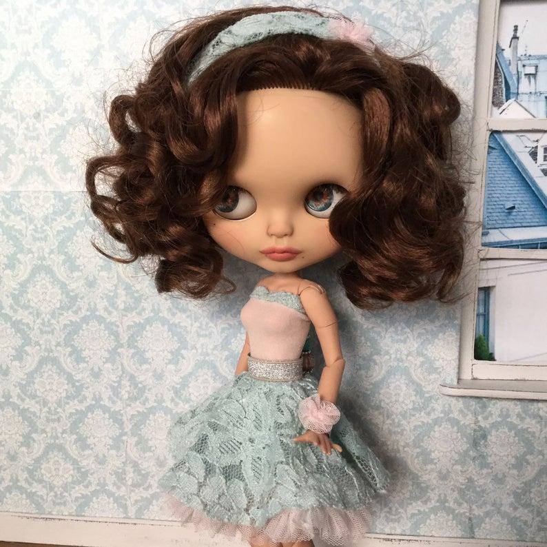 Madlene - Custom Blythe Doll One-Of-A-Kind OOAK Sold-out Custom Blythes