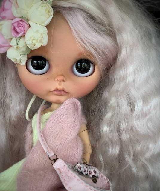Emery – Custom Blythe Doll One-Of-A-Kind OOAK