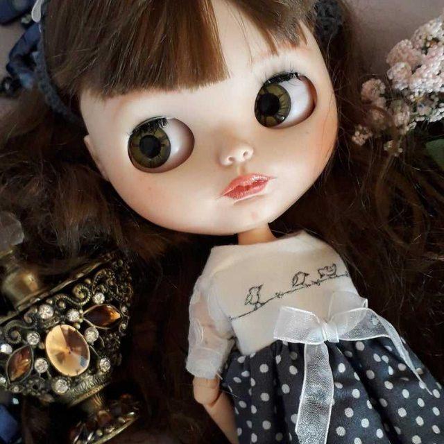 Rylee - Doll Blythe Saincheaptha OOAK A-Kind
