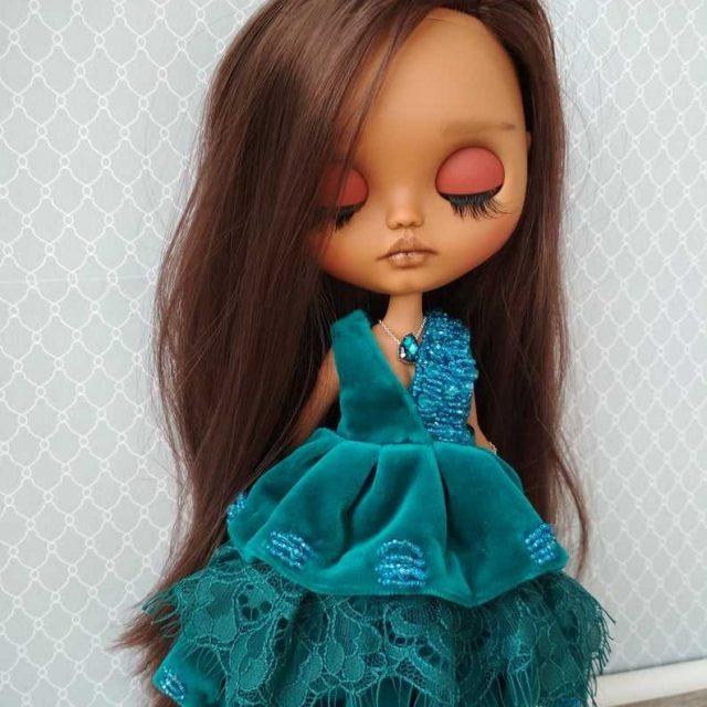 Annie - Lutka po meri Blythe One-of-A-Kind OOAK