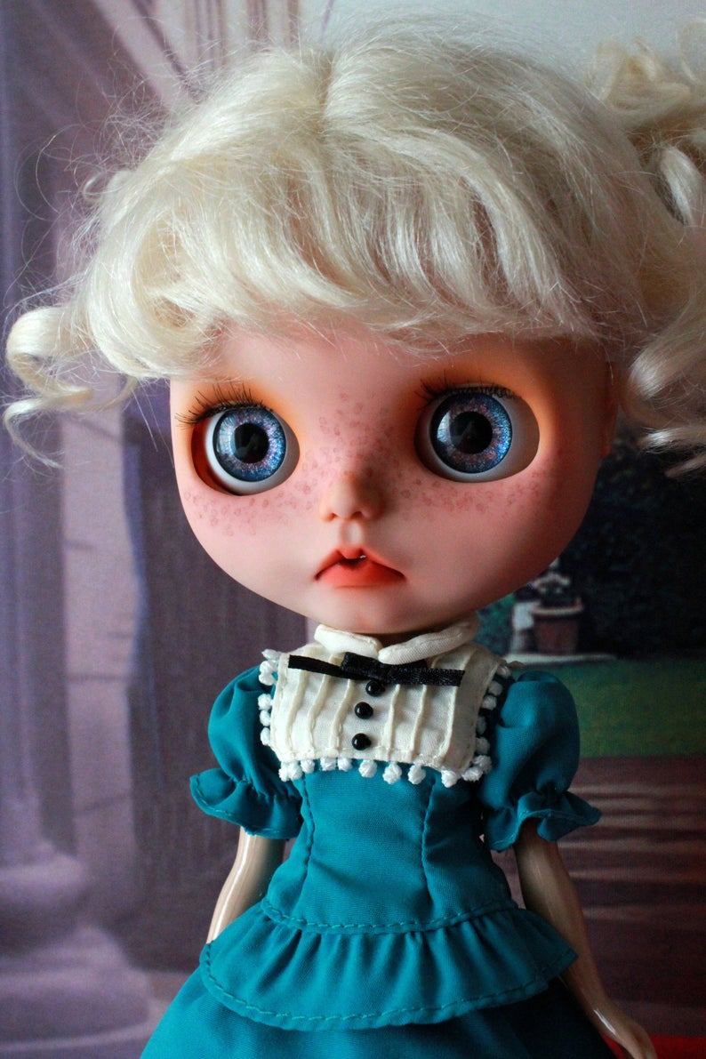 Peyton - Custom Blythe Doll One-Of-A-Kind OOAK Sold-out Custom Blythes
