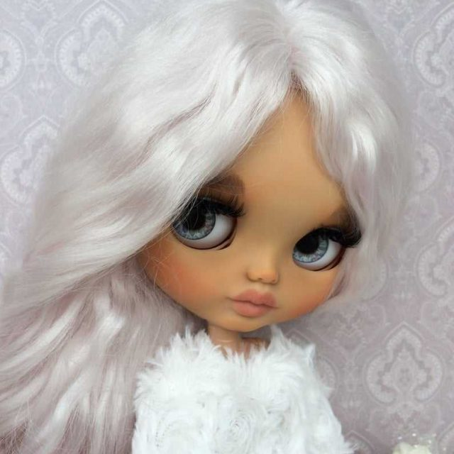 Amaya - Lutka po meri Blythe One-of-A-Kind OOAK