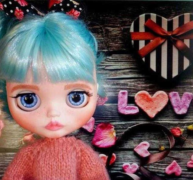 I-Emery - I-Custom Blythe Doll One-Of-A-Kind OOAK