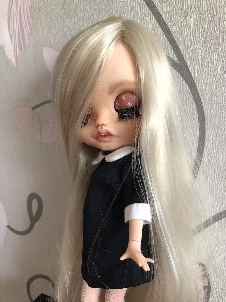 Katya - Custom Blythe Doll One-Of-A-Kind OOAK Sold-out Custom Blythes
