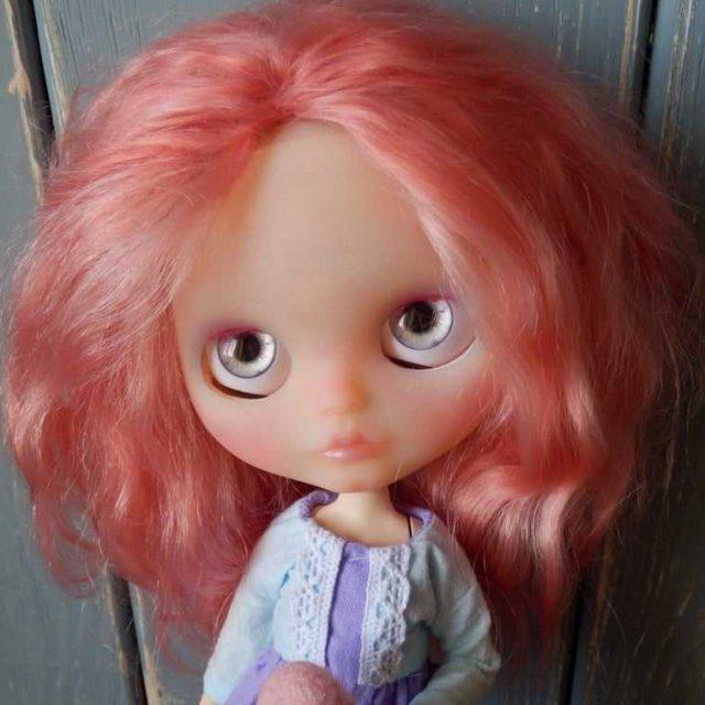 Jane - Doll Blythe Saincheaptha OOAK A-Kind