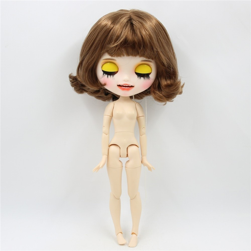 Aileen - Premium Custom Blythe Doll with Clothes Smiling Face Premium Blythe Dolls 🆕 Smiling Face