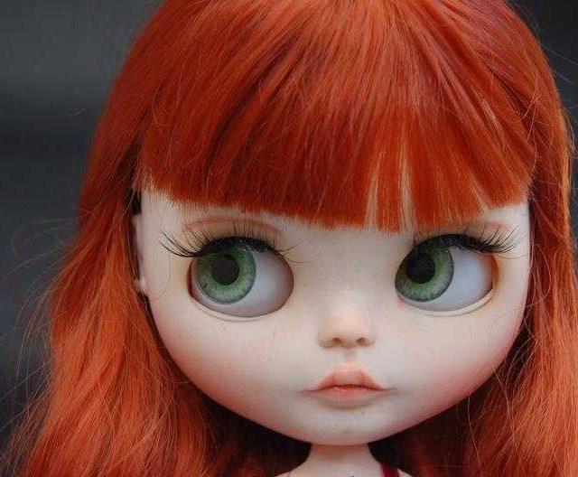 Adelynn – Custom Blythe Doll One-Of-A-Kind OOAK