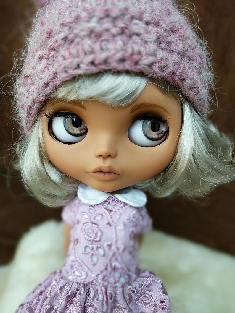 Carli - Custom Blythe Doll One-Of-A-Kind OOAK Sold-out Custom Blythes