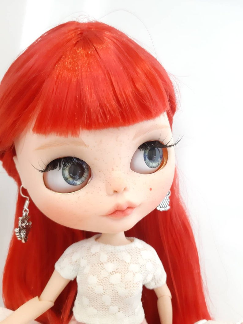 Haven - Custom Blythe Doll One-Of-A-Kind OOAK Sold-out Custom Blythes
