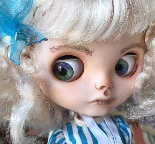 Alice - Custom Blythe Doll One-of-A-Kind OOAK