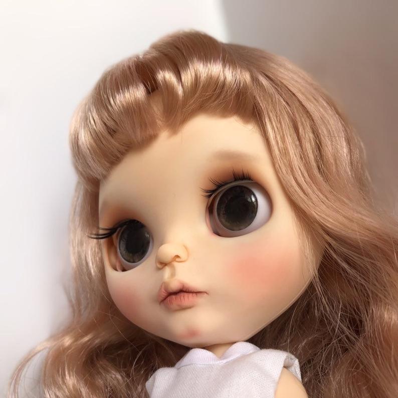 Lena - Custom Blythe Doll One-Of-A-Kind OOAK Sold-out Custom Blythes