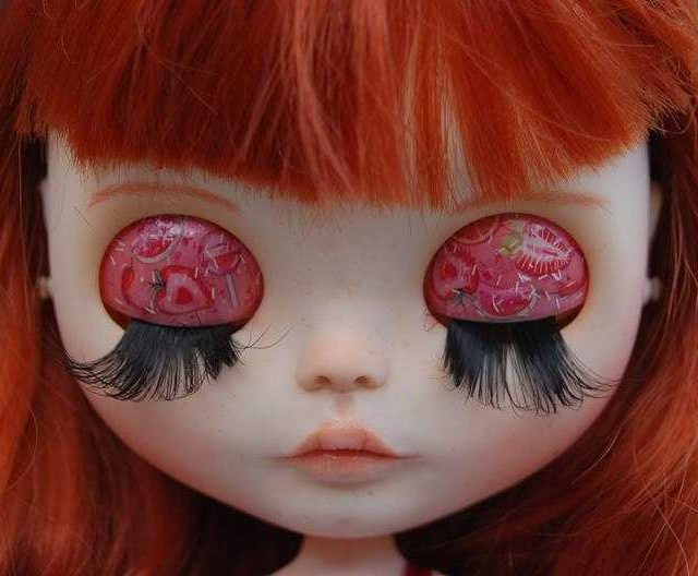 Adelynn - Custom Blythe Doll Yek-Tewra OOAK