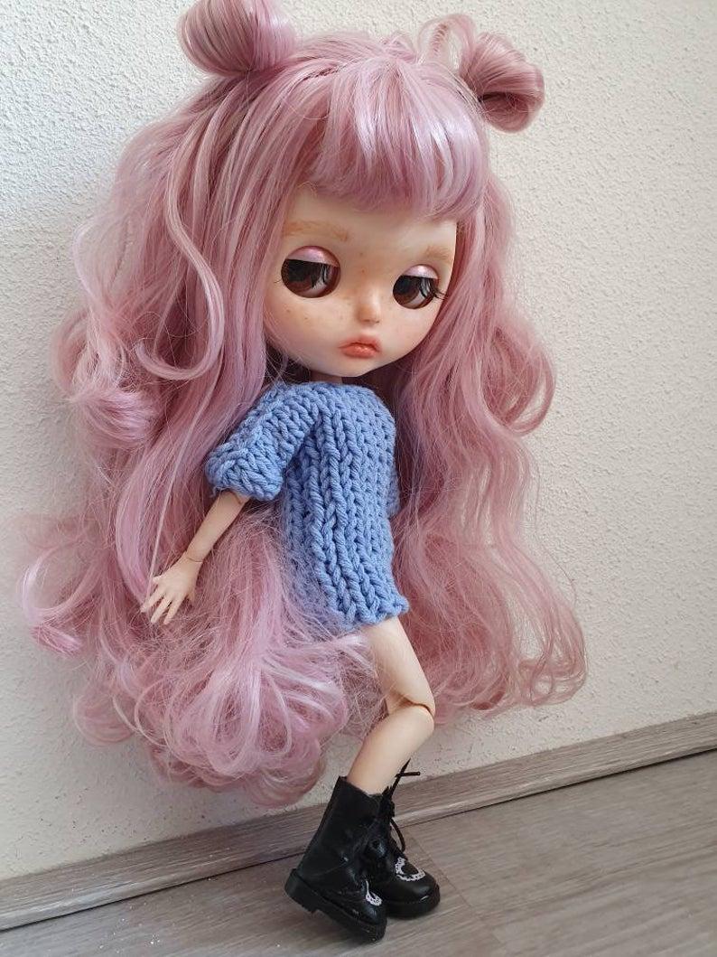 Mia - Custom Blythe Doll One-Of-A-Kind OOAK Sold-out Custom Blythes