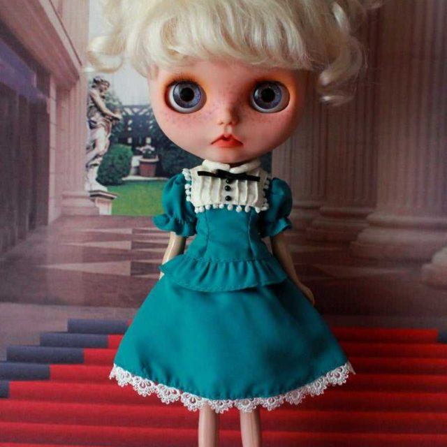 Peyton  - 定制Blythe Doll One-Of-A-OOAK