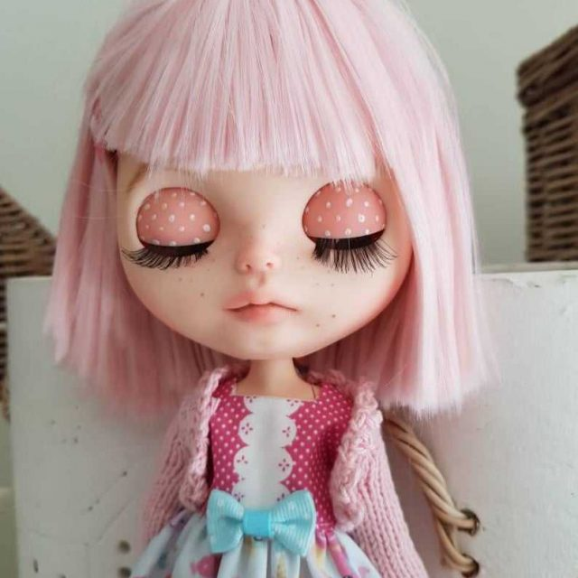 Emily - Custom Blythe Doll One-Of-A-Kind OOAK