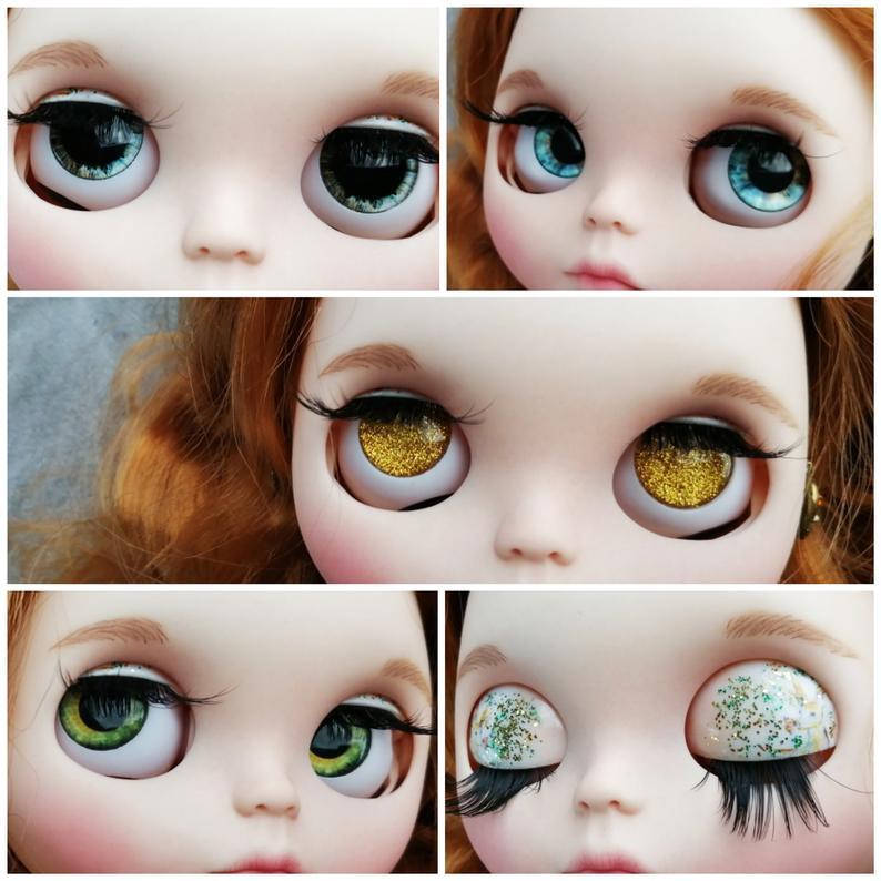 Mizuki - Custom Blythe Doll One-Of-A-Kind OOAK Sold-out Custom Blythes