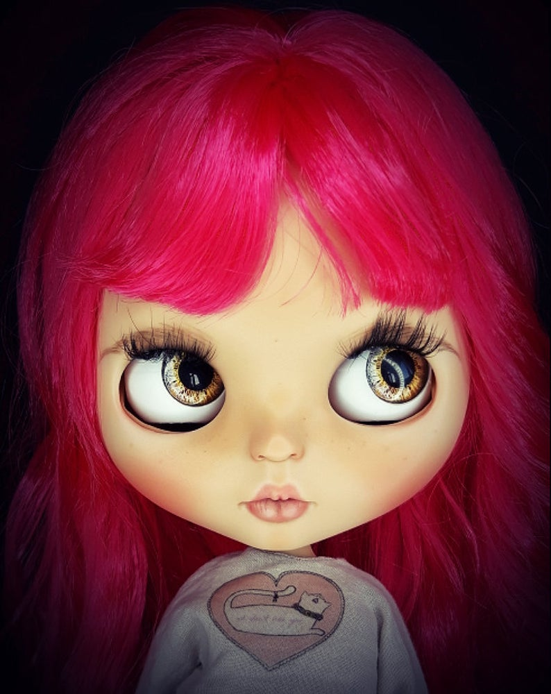 Rosetta - Custom Blythe Doll One-Of-A-Kind OOAK Sold-out Custom Blythes