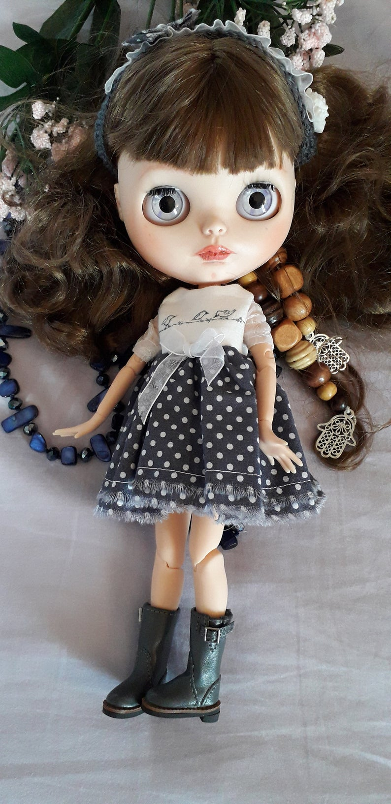 Rylee - Custom Blythe Doll One-Of-A-Kind OOAK Sold-out Custom Blythes