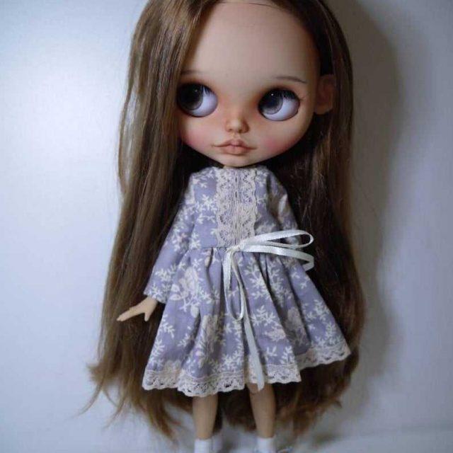 UMargaret -uhlobo lweBlythe Doll enye-yeyo-A-Kind OOAK
