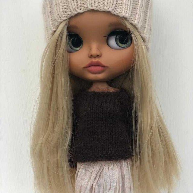 U-Alisha - I-Blythe Doll E-One-Of-A-Kind O-Kind Yakhe