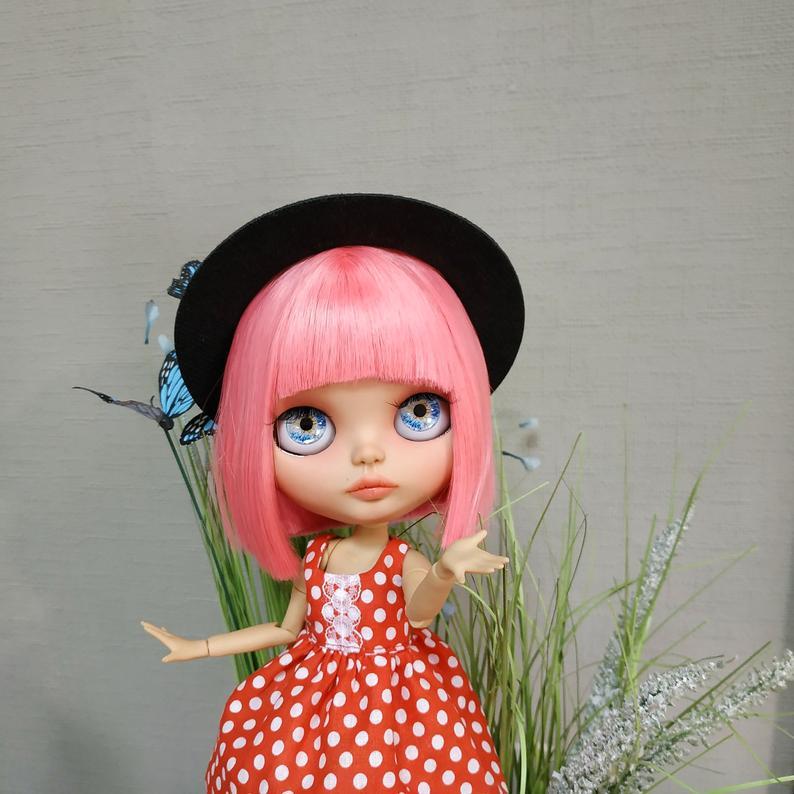 Blake - Custom Blythe Doll One-Of-A-Kind OOAK Custom Blythe Doll ⭐