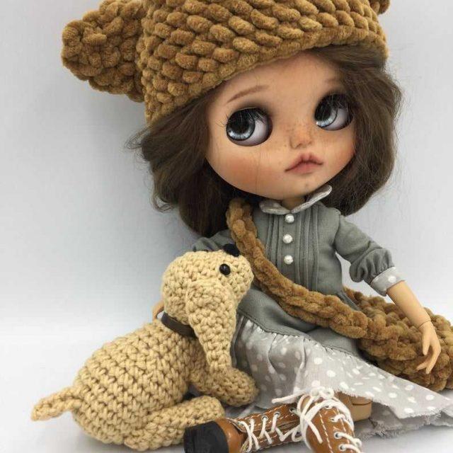 Di - Doll Blythe Saincheaptha OOAK Kind-A-Kind
