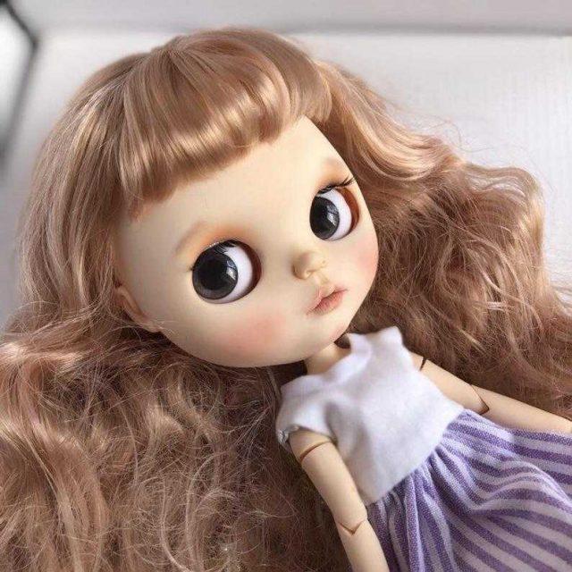 Lena – Custom Blythe Doll One-Of-A-Kind OOAK