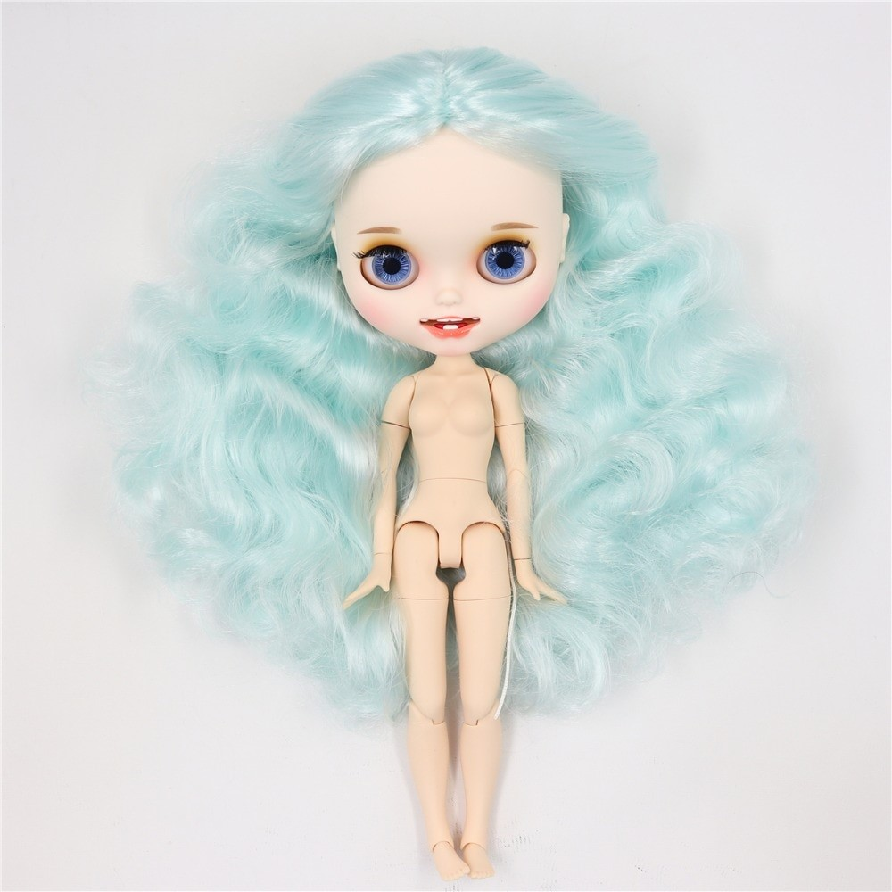 Destiny – Premium Custom Blythe Doll with Smiling Face Premium Blythe Dolls 🆕 Smiling Face