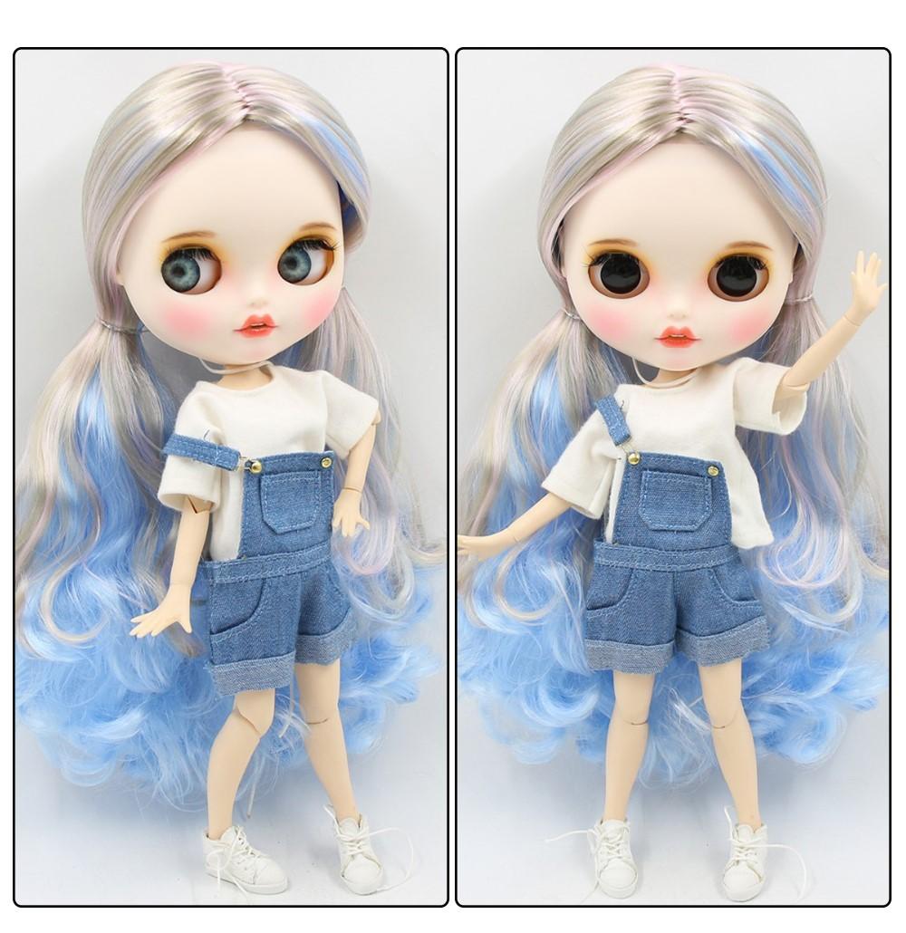 Sophia – Premium Custom Blythe Doll with Clothes Smiling Face Premium Blythe Dolls 🆕 Smiling Face