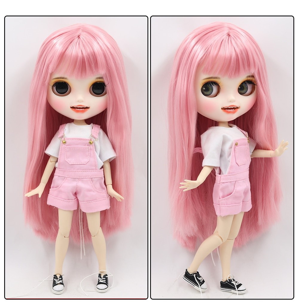 Melody – Premium Custom Blythe Doll with Clothes Smiling Face Premium Blythe Dolls 🆕 Smiling Face