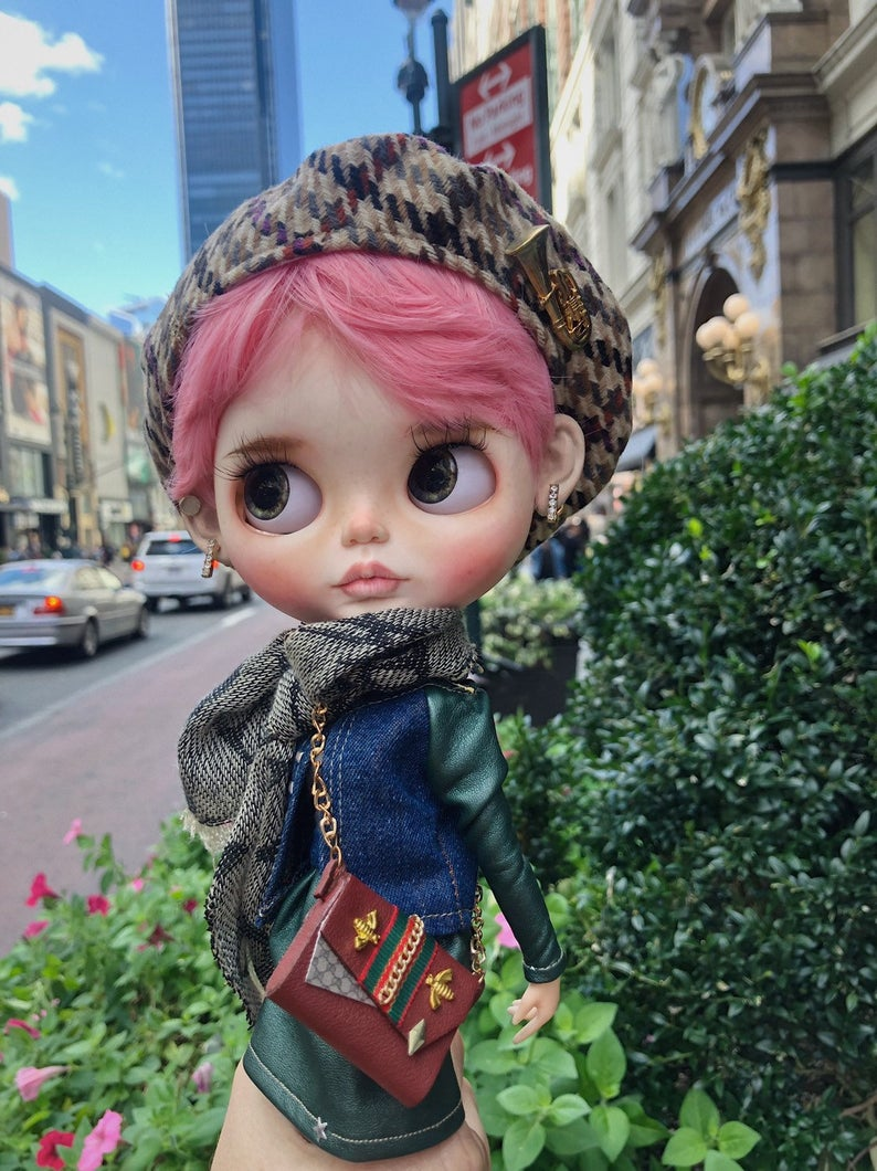 Kate - Custom Blythe Doll One-Of-A-Kind OOAK Sold-out Custom Blythes