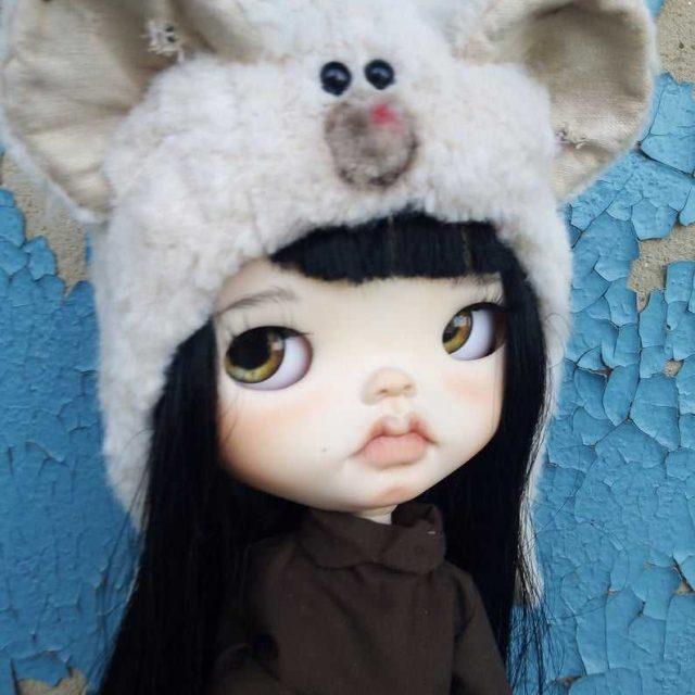 Valentina - Blythe Doll Blythe Custom-O-A-Kind OOAK